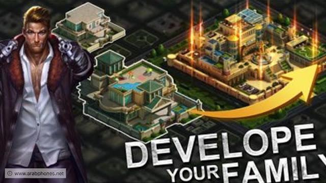 تحميل لعبة mafia city مهكرة للاندرويد آخر اصدار