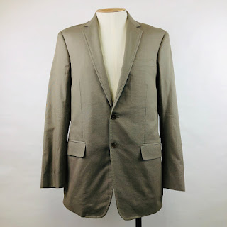 Louis Vuitton 2-Button Blazer