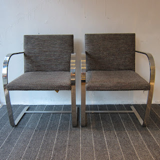 Knoll Brno Chairs by Mies Van Der Rohe #2