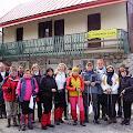 Ekipa spremna za polazak na Zagradski vrh