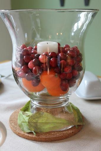 Fruitful thanksgiving table decor domestic adventure