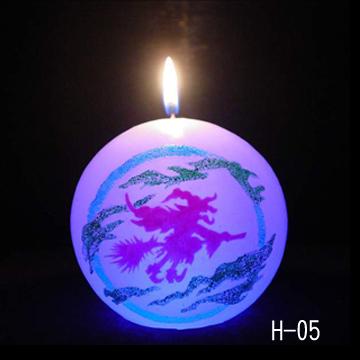 Magic Mirror Led Candle, Candle Magic
