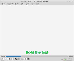 Bold 粗體設定,以 1 為使用,0 為不使用