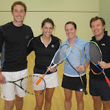 2012 State Mixed Doubles: Champions - Dan Roberts & Fernanda Rocha; Finalists - Margot Kearney & Pat Malloy