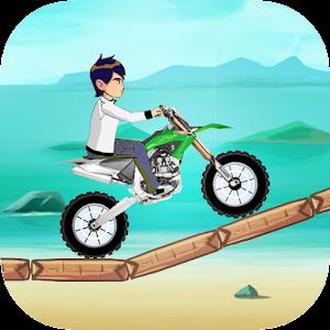 Ben 10: Jungle MotorBike Race