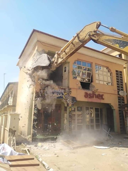 True Story Behind Asher Kings and Queens Restaurant Demolished by Kaduna State Governor Nasir Ahmad el-Rufai