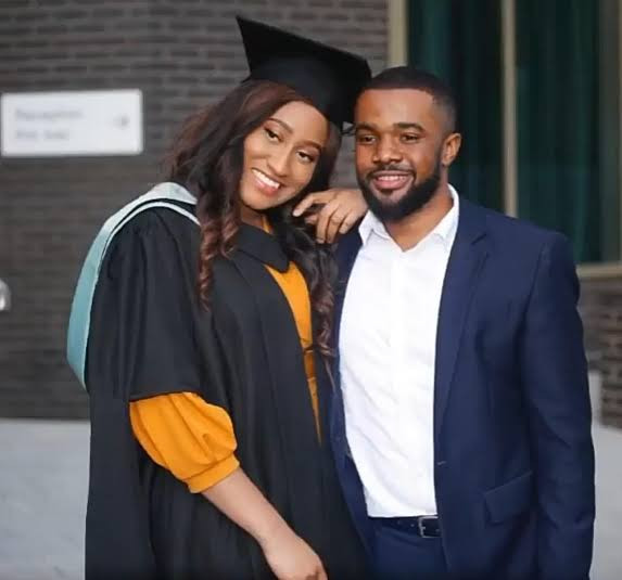 """""""My wife put her medical profession on hold to help me build my goals and dreams"""" Williams Uchemba reveals as he appreciates his wife"""