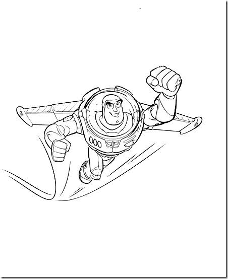 Woody y Buzz jugarycolorear  (15)