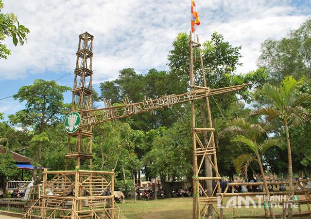 GĐPT Quảng Trị tổ chức liên trại Huấn luyện A DỤC 23 - LỘC UYỂN 42