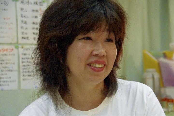 深津百合香さん