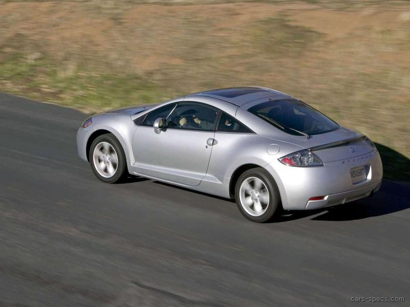 2006 Mitsubishi Eclipse Hatchback Specifications Pictures Prices