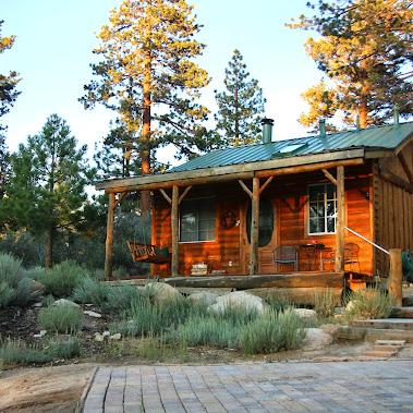 Big Bear Cabin Rentals At Cienaga Creek Ranch In Big Bear
