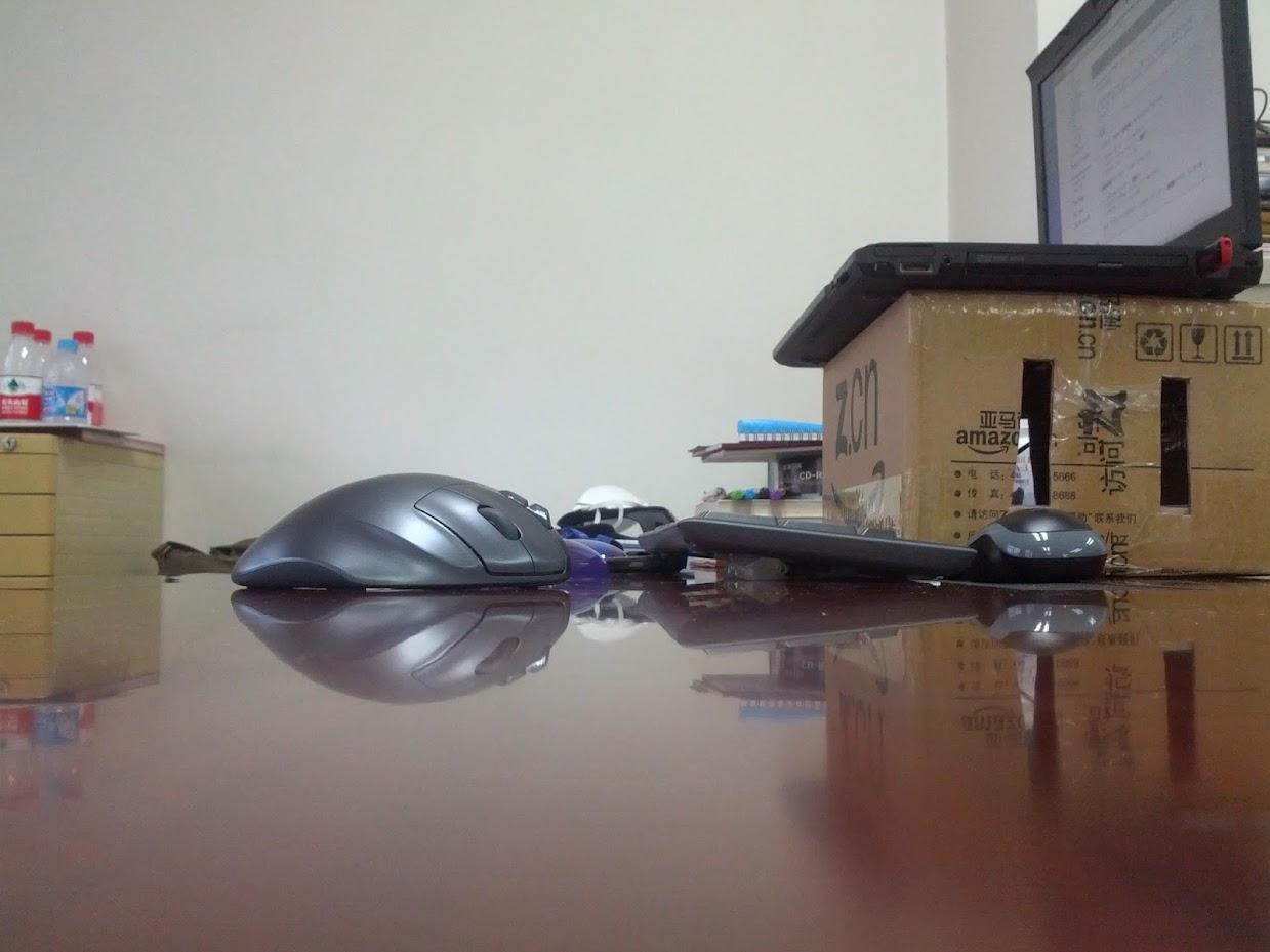 桌面概况 2013 ver