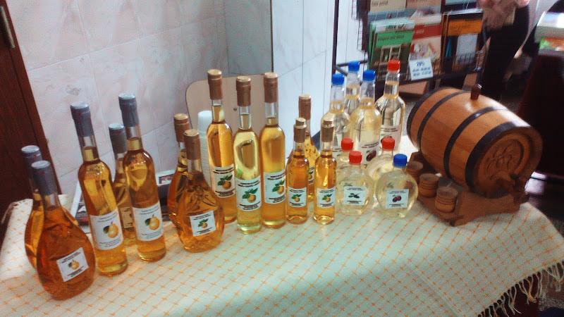 Conferinţă şi lansare de carte: Producerea pălincii şi a lichiorului în gospodărie #1