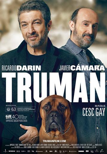 Τρούμαν (Truman) Poster