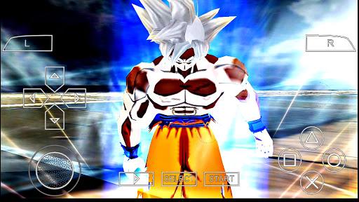 SAIUU! NOVO Dragon Ball  TENKAICHI TaG Team MOD SUPER DBZ TTT BT3 +MENU V34 Para ANDROID (PPSSPP)