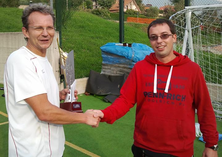 Finale Torneo di Tennis 2012
