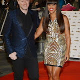 WWW.ENTSIMAGES.COM -   Max Cooper and Eve    arriving at   MOBO Awards 2014 at SSE Arena Wembley October 22nd 2014Annual awards show recognising the best in urban music which is supported by HTC Photo Mobis Photos/OIC 0203 174 1069