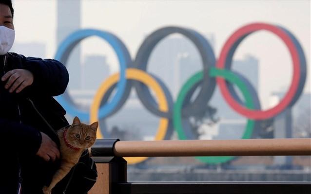 Τόκιο: Οριστικά χωρίς ξένους θεατές οι Ολυμπιακοί Αγώνες
