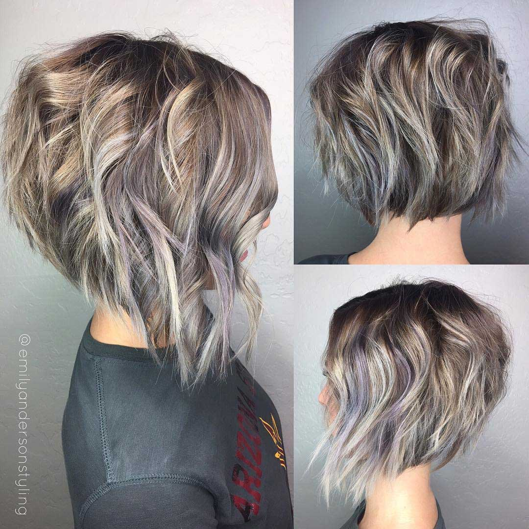 2019 bob hairstyles-2019 trendy haircuts for the wonderful look! 3