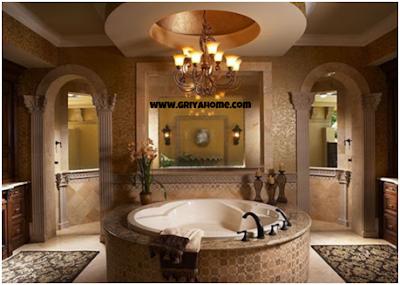 Bathub Klasik Mewah