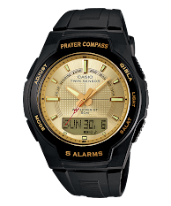 Casio Standard : LTD-2001D-4AV
