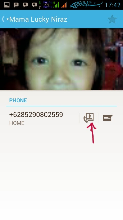 how to make a 3g video call on android