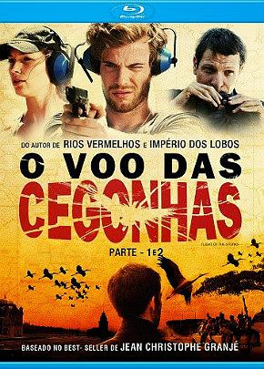 Filme Poster O Voo das Cegonhas: Parte 1 & 2 BDRip XviD Dual Audio & RMVB Dublado