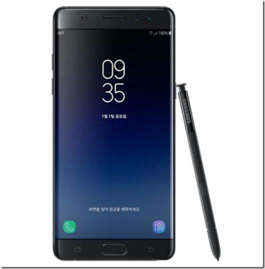 Harga dan Spesifikasi Samsung Galaxy Note FE