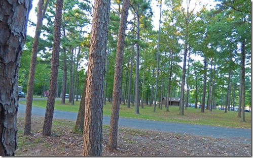 Maumelle Campground