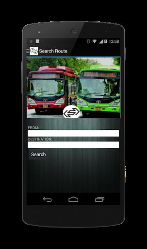 DTC Bus Sewa