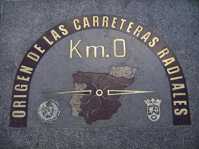 El kil metro 0 viendo madrid for Kilometro 0 puerta del sol