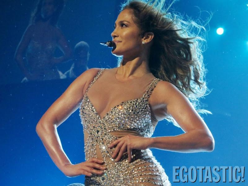 Jennifer Lopez Concert at O2