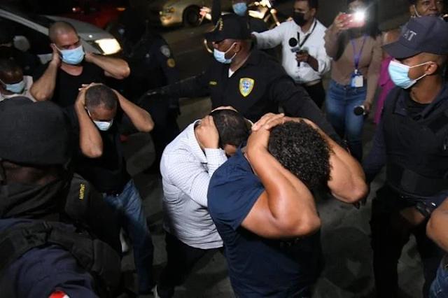 La Procuraduría pedirá prisión preventiva contra Luis Dicent y otros implicados en fraude a la Lotería Nacional