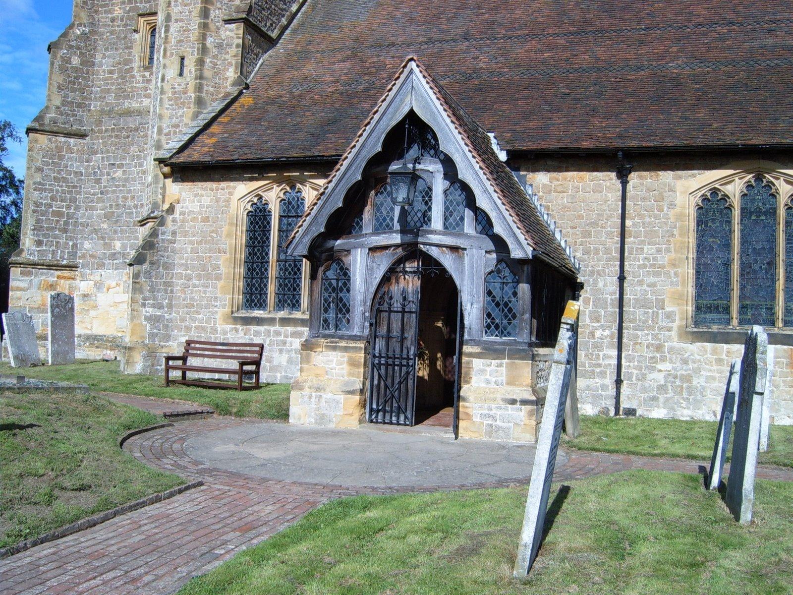 Church in Leigh