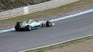 Lewis Hamilton Mercedes W05