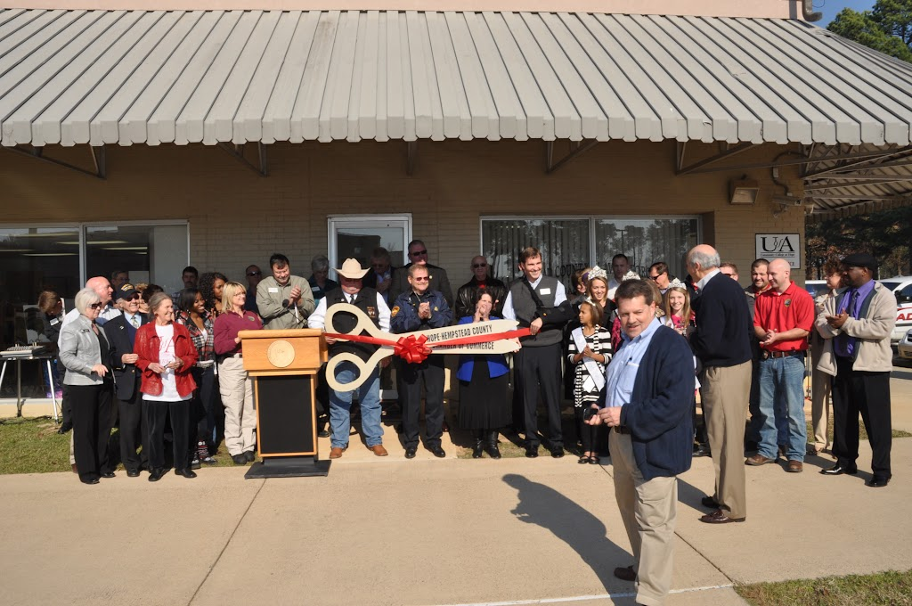 Hempstead County Law Enforcement UACCH Sub Station Ribbon Cutting - DSC_0075.JPG