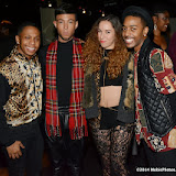 WWW.ENTSIMAGES.COM -   Brick City (Vocal Band) James Bellamy, Anton Hearn, Nela Modaz and Duane Lamonte    at       London Collections Men  Hosted by Funkybuddha and Fashions Finest Berkeley Street London Jan 6th 2014                                                Photo Mobis Photos/OIC 0203 174 1069