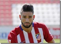 Yannick Ferreira Carrasco Soccer Player Hairstyles Pompadour Pomp Fade E1518555299976