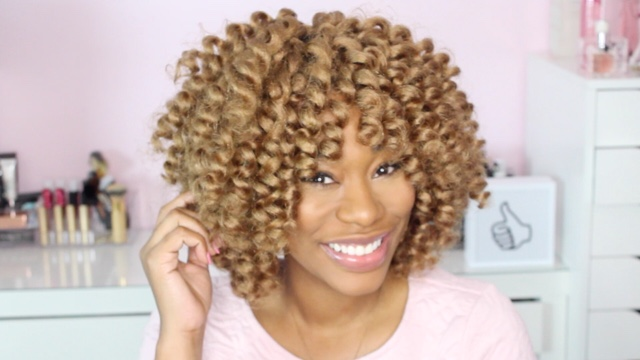 Crochet Hair Websites : Watch Me Crochet Braid My Hair - Chimere Nicole
