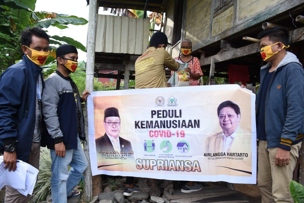 Tebaran Doa dan Harapan Positif buat Supriansa Anggota Komisi III DPR RI