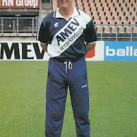 FCU Spelerskaarten 1992-93