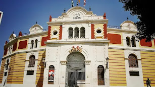 Plaza de toros de Almería.