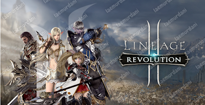 Game RPG Terlaris Online Lineage2 Revolution
