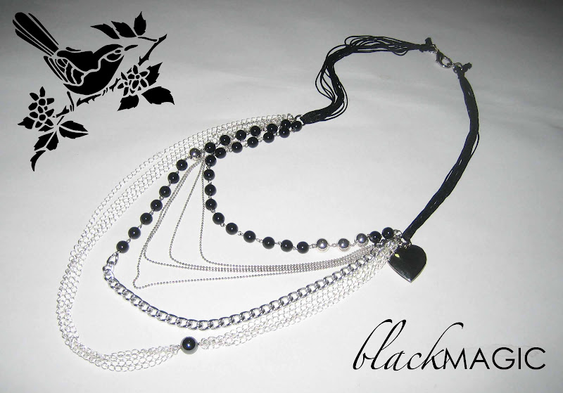 Black Magic Beeds, Black Magic