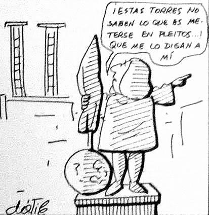 Algargos, Arte e Historia: LAS TORRES DE LA PLAZA DE COLÓN EN MADRID ...