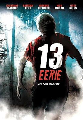 Filme Poster 13 Eerie DVDRip XviD & RMVB Legendado