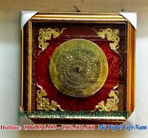 Tranh trống đồng quà tặng người nước ngoài, quà tặng đối tác, quà tặng hội nghị và sự kiện lớn.