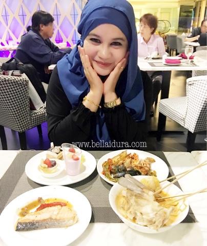 blogger makanan