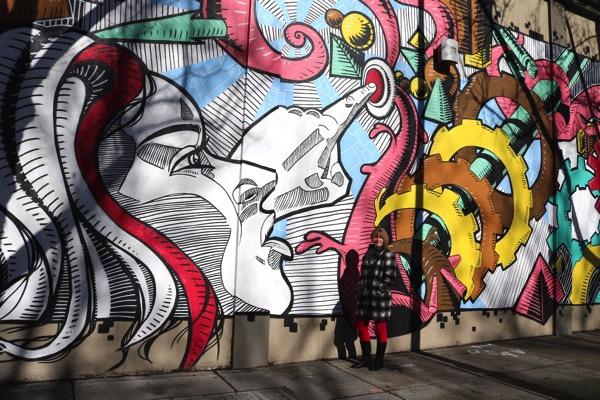 San Jose Wall Art